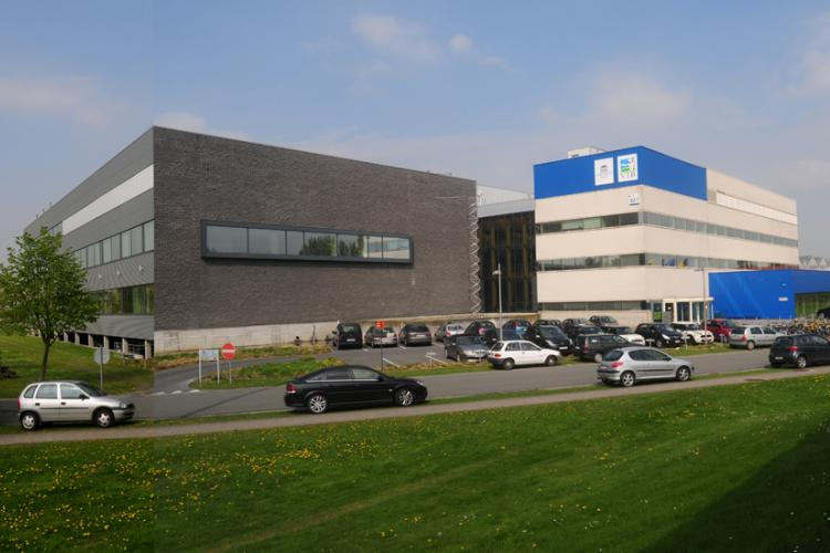 VIB-UGent research building